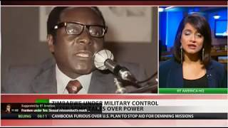 BREAKING NEWS: ZAMBAWE UNDER MILITARY CONTROL AFTER ARMY TAKE OVER POWER,THIS IS WAR.
