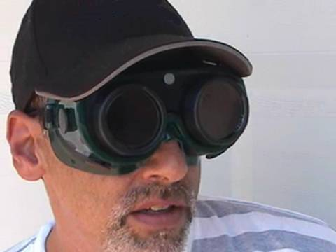 Infrared Goggle Hack For Under 10