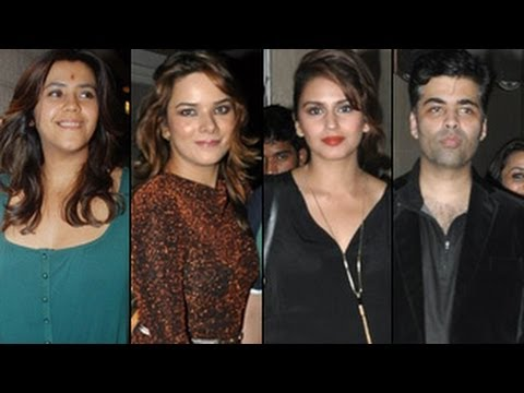 Xxx Mp4 Ekta Kapoor S BIRTHDAY BASH Ekta Karan Johar Huma PARTY HARD 3gp Sex
