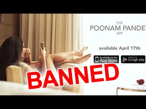 Xxx Mp4 Poonam Pandey S App Gets Banned By Google Bollywood Buzz 3gp Sex