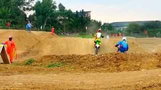 Pukpukang Bornok Mangosong vs. Kenneth San Andres