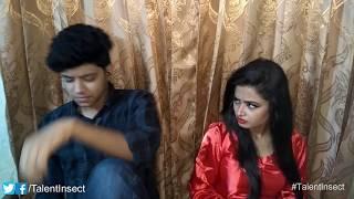 গোপন ভিডিও ফাঁস | Poly Chowdhury, Rahul Das ft. Koly Chowdhury, #Talentinsenct #FunnyVideo2017
