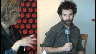 GIFF2011: Press conference - Charlie Kaufman
