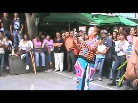 """""""Los Payasos en Ciudad de Mexico"""""""
