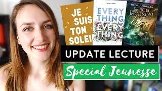 UPDATE LECTURE | 3 Livres Jeunesse 😘