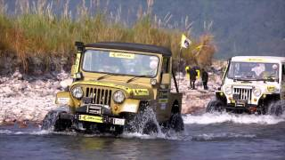 JK Tyre Orange 4x4 Fury Teaser 2015