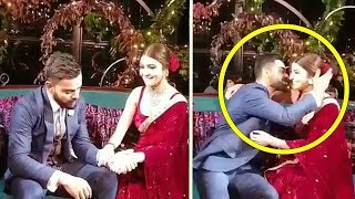 Virat Kohli BREAKS DOWN In Front Of Wife Anushka Sharma At Engagement Ceremony