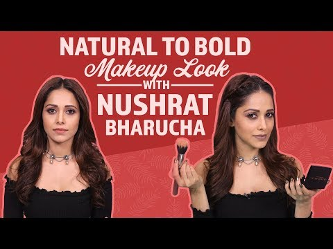 Xxx Mp4 GRWM Natural Bold Makeup Look With Nushrat Barucha Fashion Pinkvilla 3gp Sex