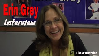 Erin Grey on getting cast on Buck Rogers In The 25th Century 2010