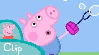 Peppa Pig - Les Bulles (clip)