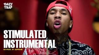 Tyga - Stimulated (Instrumental)