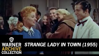 Strange Lady In Town (Preview Clip)