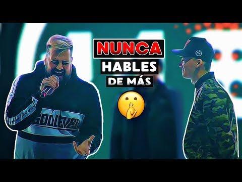 HABLARON DE MÁS Y LES PINTARON LA CARA