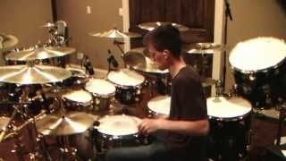 Jackson Ward - Closure in Moscow - Sweet#hart (drum cover)