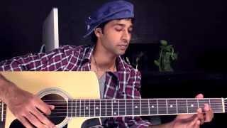 Saanson Ki Jarurat Hai Jaise - Aashiqui - Intro Guitar Lesson in Hindi [ PART - 2] By VEER KUMAR