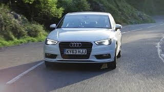 Ticking Timebomb: Audi A3 Saloon Review