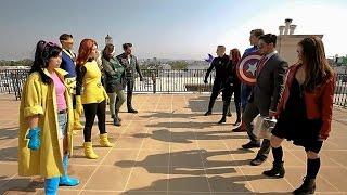 Avengers vs. X-Men: Thunder Lovin'