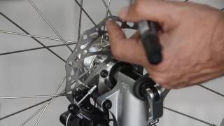 Taga 2.0 Front Brakes Adjustment