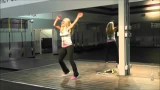Soca Mar Y Arena FLASHBACK ZUMBA ZIN routine by Rachel Bernhardt