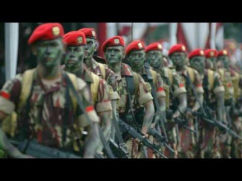 mati-matian demi sebuah BARET MERAH | KOPASSUS (komando pasukan khusus)