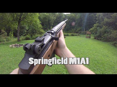 Springfield M1A Durable D.M.R.
