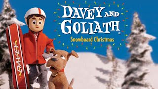 Davey & Goliath Snowboard Christmas - Trailer