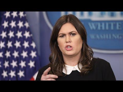 Xxx Mp4 Watch Now White House Press Briefing With Sarah Huckabee Sanders 3gp Sex
