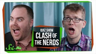 SciShow Quiz Show: When Science Meets Pop Culture