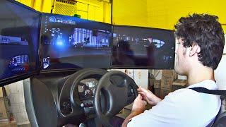 Carro Simulador - Auto Escola