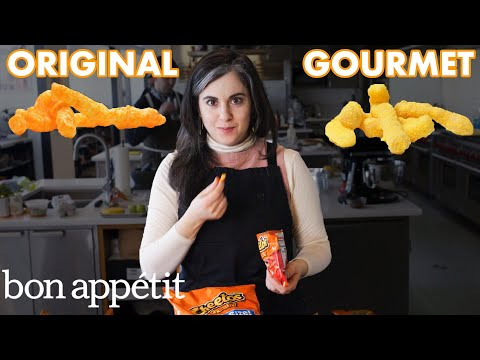 Pastry Chef Attempts To Make Gourmet Cheetos Bon Appétit