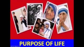 MOTHER TERESA SUNG BY ALFRED ROSE.