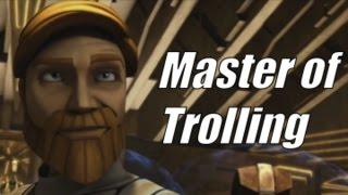 Obi-Wan Kenobi - Master of Trolling (Old)