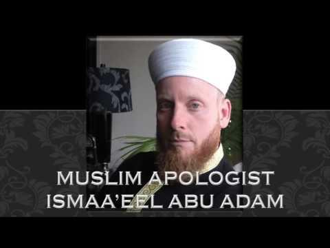 Muslim Apologist for 16 years converts to Christianity! (Ismaa'eel Abu Adam) PRAISE GOD !!