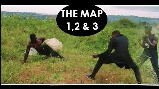 VJ EMMY  The Map Part 1,2 & 3   Action packed ugandan movie  by Empires kasenge 2019