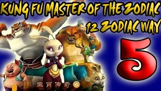 Kung Fu Master of the zodiac 12 Zodiac Way -  Epizode 5 (cartoon)