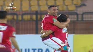 أهداف مباراة الأهلي vs الداخلية |  2 - 0 دور الـ 16 كأس مصر 2017 - 2018