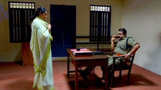 Bhramanam | Epi 431 - Police question Anita .... | Mazhavil Manorama