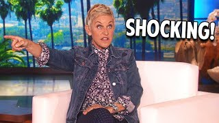 Ellen DeGeneres LOSES IT With Her Guest