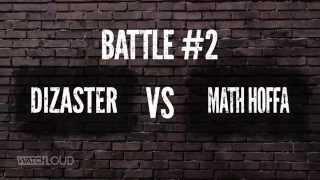Road to Total Slaughter: Dizaster vs Math Hoffa (UNCENSORED)