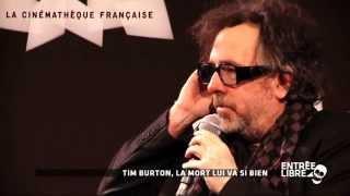 Tim Burton : filmographie en DVD - Entrée libre