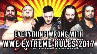 Episode #238: Everything Wrong With WWE Extreme Rules 2017