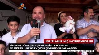 Novafertil Konya Tüp Bebek Merkezi Bebek Şenliği