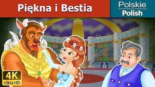 Piękna i Bestia - bajki na dobranoc dla dzieci po polsku - 4K UHD – Polish fairy Tales