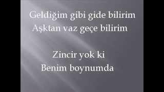 Nil Karaibrahimgil - Kanatlarım var ruhumda (lyrics)