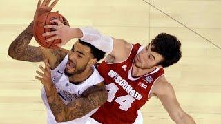 2015 NCAA Final Four Semi Final  Kentucky vs Wisconsin