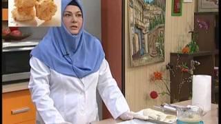 آموزش پختن شیرینی نارگیلی  shirini Nargili