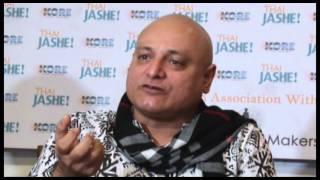 Manoj Joshi speaks about his upcoming Gujarati film  Thai Jashe