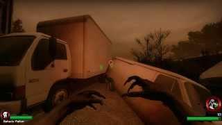 Left 4 Dead 2 Multiplayer Zombi Kesmece w/Bahadır Bölüm 1 : Tükür Tükür!!