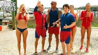 Go Behind the Scenes of Baywatch (2017)