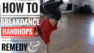 How to Breakdance |